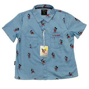 NWT! Disney Limited Edition Mickey Mouse Shirt